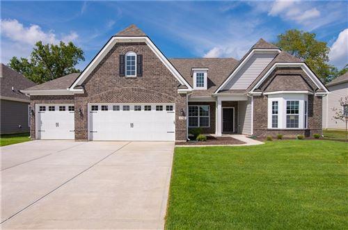 Photo of 4148 Backstretch Lane, Bargersville, IN 46106 (MLS # 21715750)