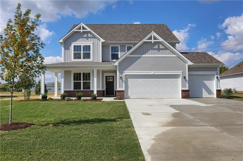 378 South Meadow Song Court, New Palestine, IN 46163 - #: 21645750