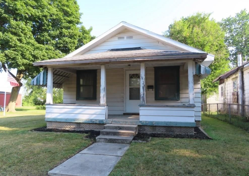 1612 West Marion Avenue, Marion, IN 46952 - #: 21735750