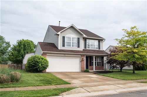 Photo of 9954 Commonwealth Drive, Fishers, IN 46038 (MLS # 21710751)