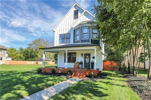 Photo of 2425 N College Avenue, Indianapolis, IN 46205 (MLS # 21820751)