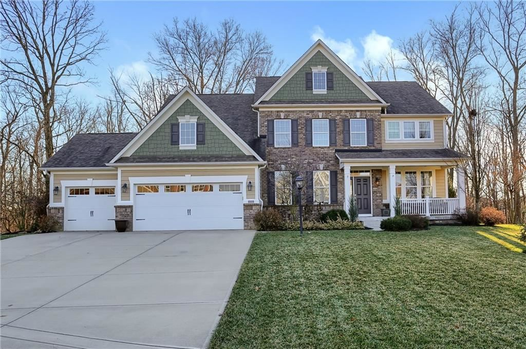 Photo of 10202 Wicklow Court, Fishers, IN 46040 (MLS # 21684751)