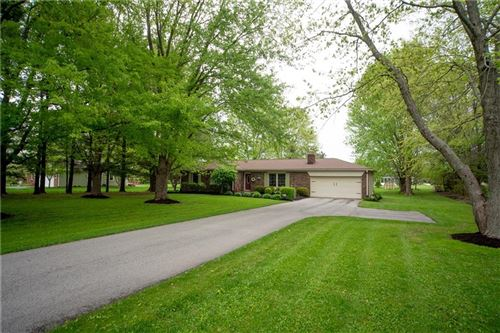 Photo of 7705 North County Road 650 E, Brownsburg, IN 46112 (MLS # 21708752)