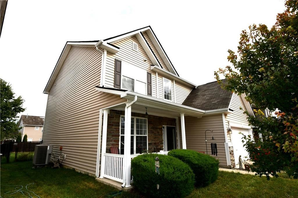 6610 Heritage Hill Drive, Indianapolis, IN 46237 - #: 21675752