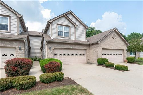 Photo of 9160 Wadsworth Court, Fishers, IN 46037 (MLS # 21760754)