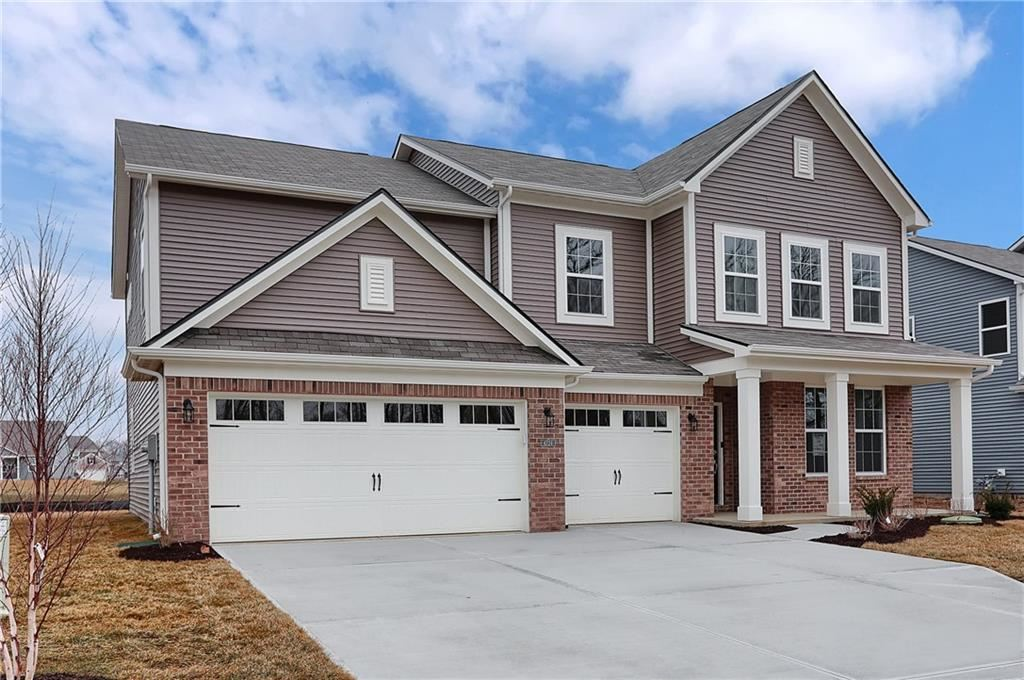 4724 Rocky Hollow Drive, Indianapolis, IN 46239 - #: 21672755