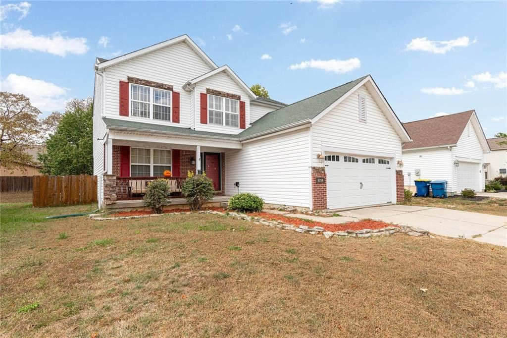 6854 Governors Point Drive, Indianapolis, IN 46217 - #: 21743756