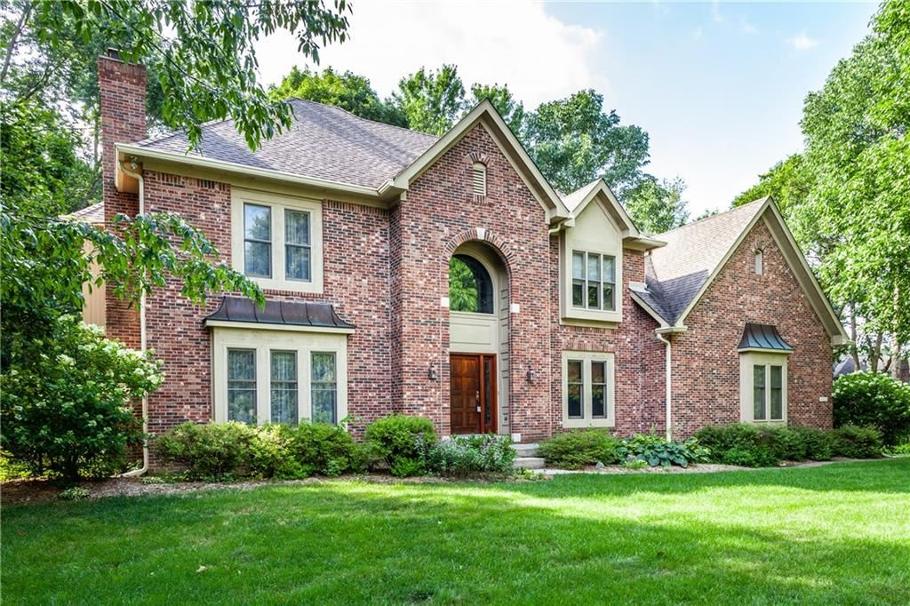 8225 Meadowbrook Drive, Indianapolis, IN 46240 - #: 21658757