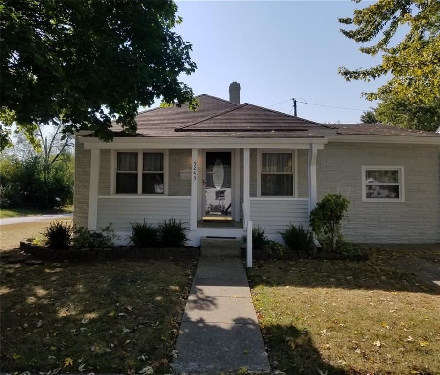 5245 East 20th Place, Indianapolis, IN 46218 - #: 21744757