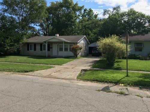 Photo of 3319 Auburn Road, Indianapolis, IN 46224 (MLS # 21739758)