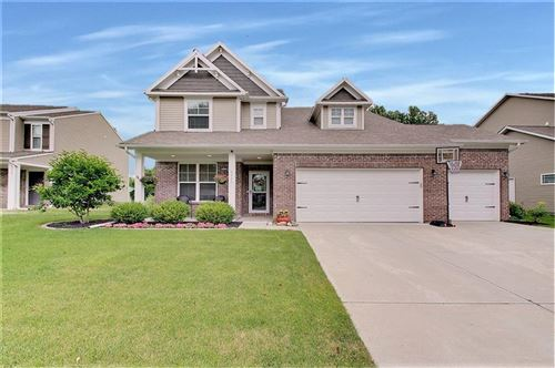 Photo of 8340 Flat Branch Drive, Indianapolis, IN 46259 (MLS # 21794758)