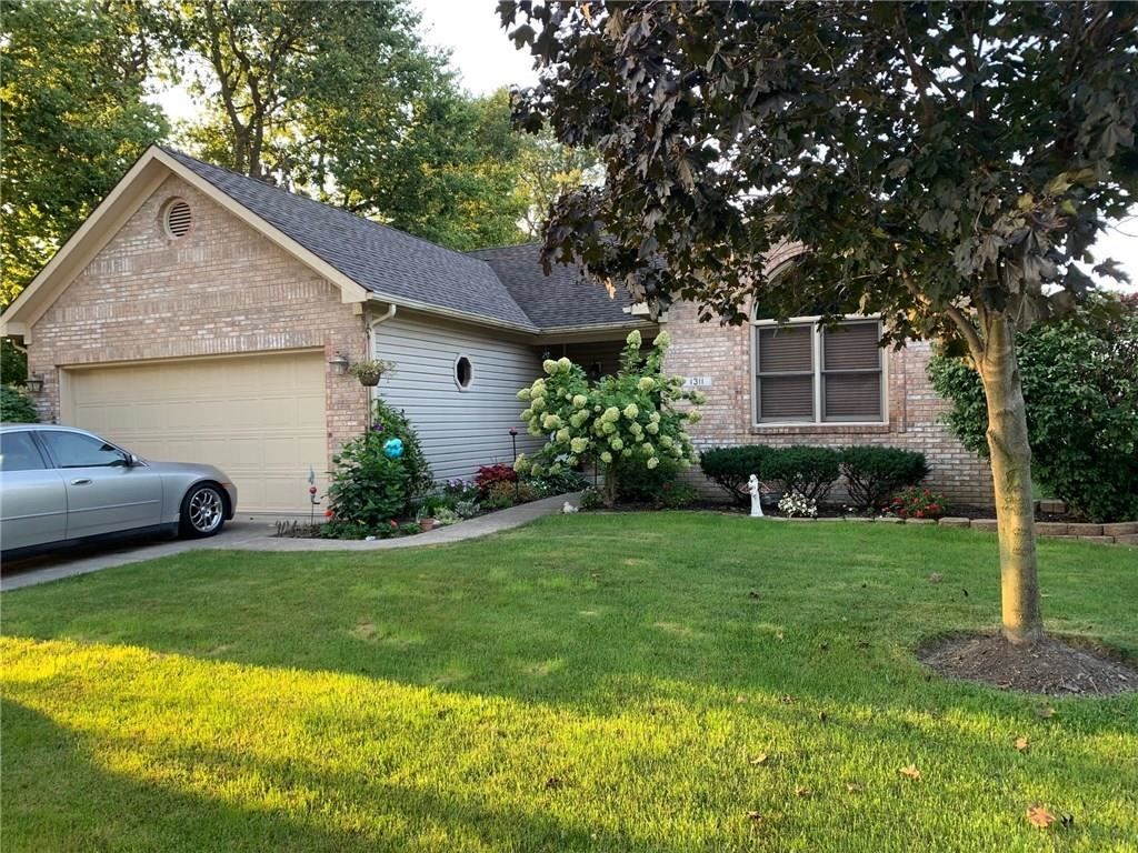 1311 Old Hickory Drive, Greenwood, IN 46142 - #: 21684758