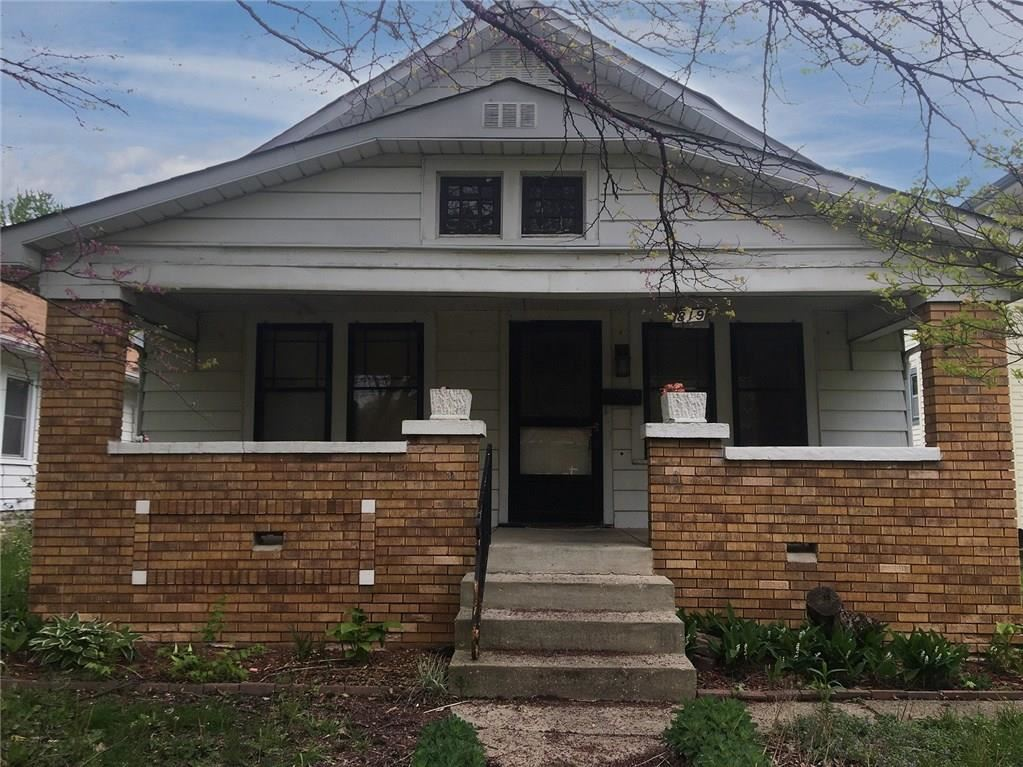 819 North Riley Avenue, Indianapolis, IN 46201 - #: 21708758