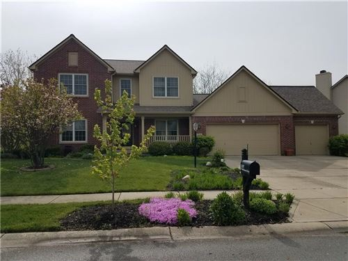 Photo of 11197 Hearthstone Drive, Fishers, IN 46037 (MLS # 21681759)