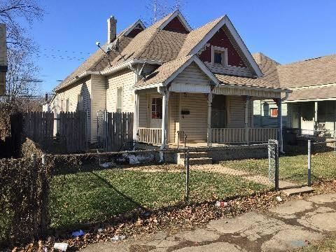 Photo of 14 North HAMILTON Avenue, Indianapolis, IN 46201 (MLS # 21731759)