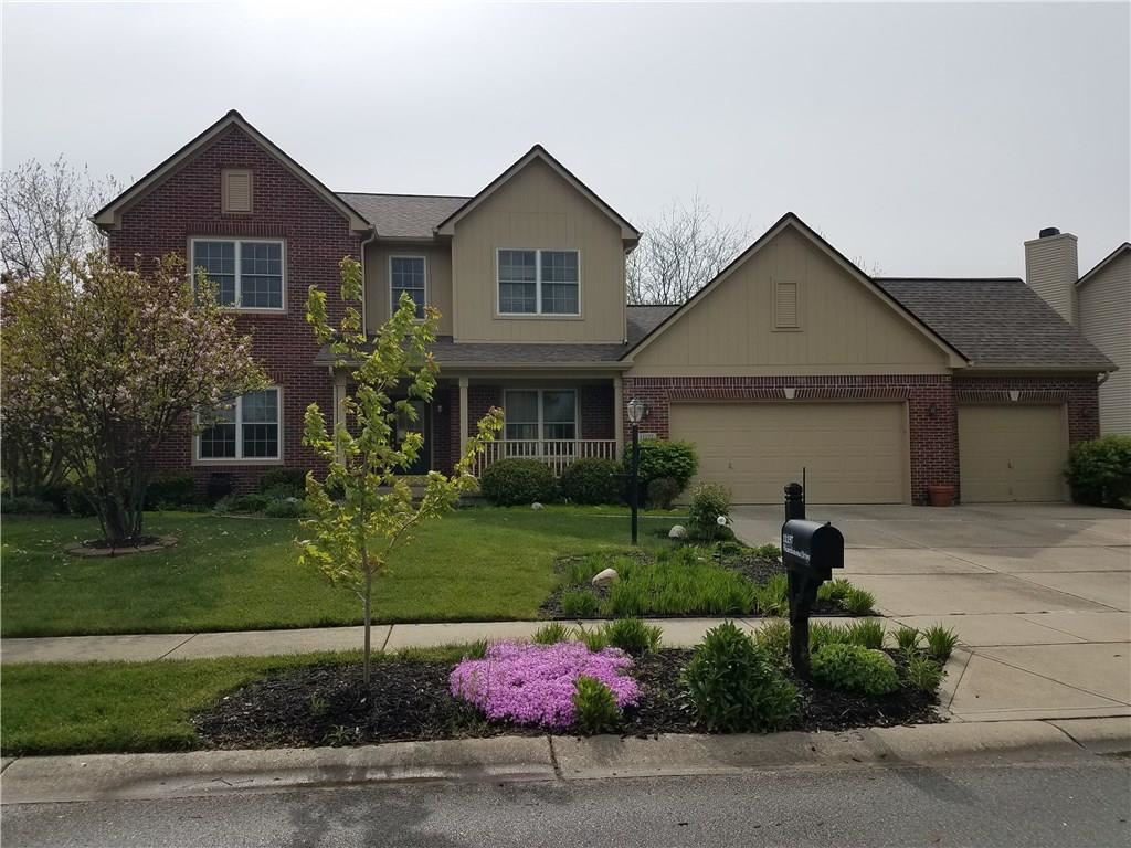 11197 Hearthstone Drive, Fishers, IN 46037 - #: 21681759