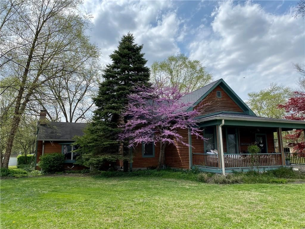 432 North Swope Street, Greenfield, IN 46140 - #: 21701759
