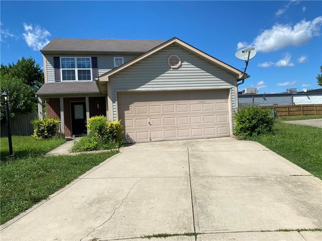 1356 Summer Meadow Court, Indianapolis, IN 46217 - #: 21706759