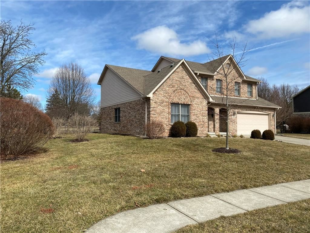 7643 Chestnut Hills Drive, Indianapolis, IN 46278 - #: 21768759