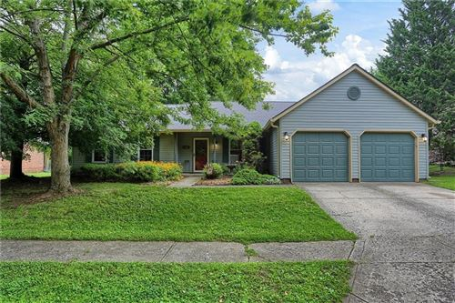 Photo of 134 Banta Trail, Indianapolis, IN 46227 (MLS # 21731760)