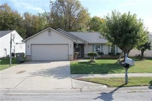 6103 Miller Woods Lane, Indianapolis, IN 46237 - #: 21683760