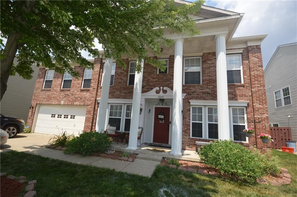 Photo of 10632 Wiley Lane, Indianapolis, IN 46231 (MLS # 21722760)