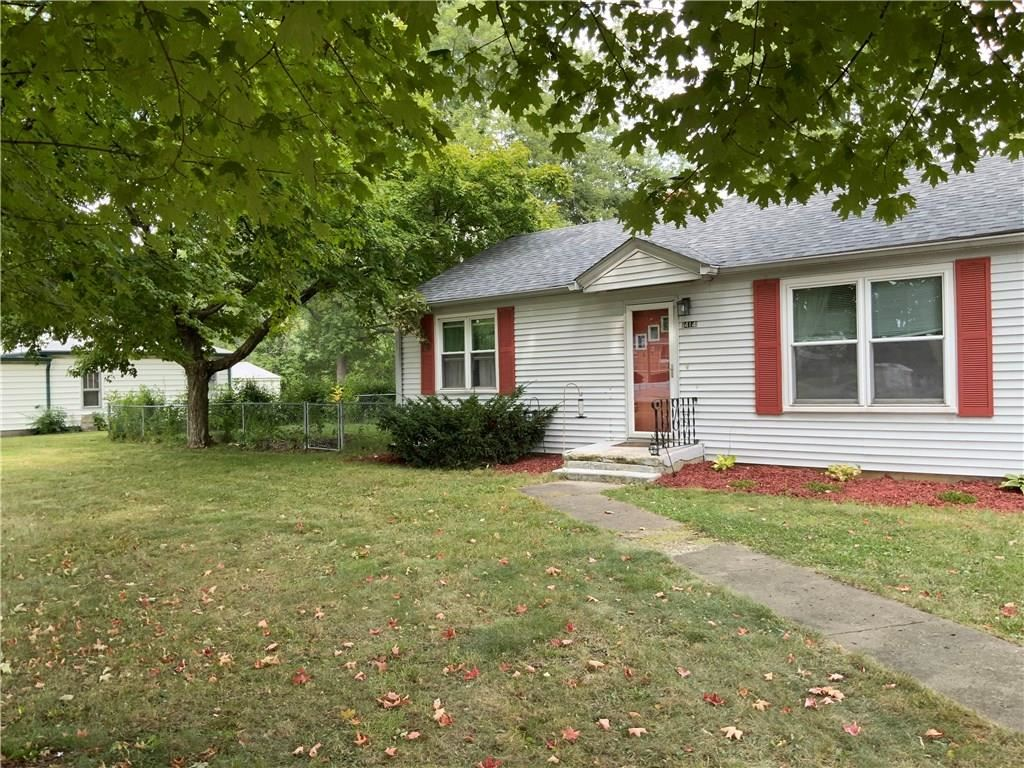 414 West Smith Valley Road, Greenwood, IN 46142 - #: 21739760