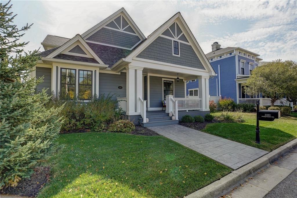 Photo of 2183 Greencroft Street, Carmel, IN 46032 (MLS # 21745760)