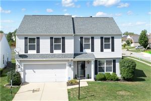 Photo of 12242 Carriage Stone, Fishers, IN 46037 (MLS # 21664761)
