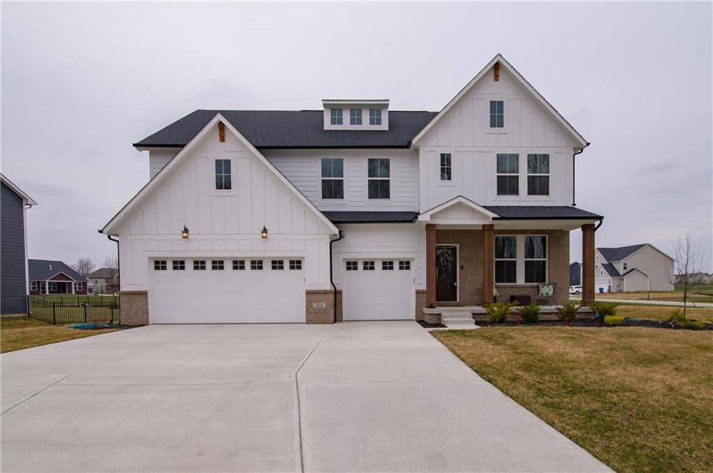 7614 Shady Trails Drive, Indianapolis, IN 46259 - #: 21701761