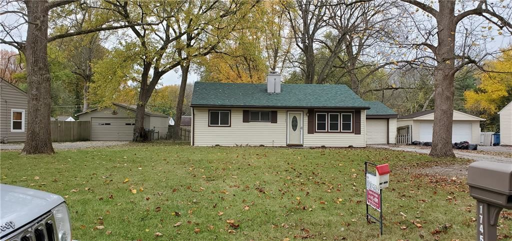 1745 RANDALL Road, Indianapolis, IN 46240 - #: 21748761