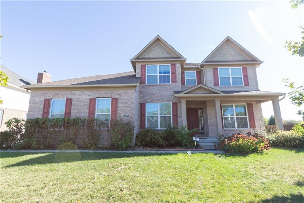 11661 Archer Lane, Fishers, IN 46037 - #: 21672762