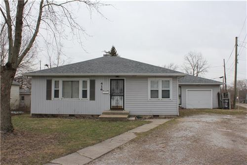Photo of 416 South Bradley Avenue, Indianapolis, IN 46201 (MLS # 21690763)