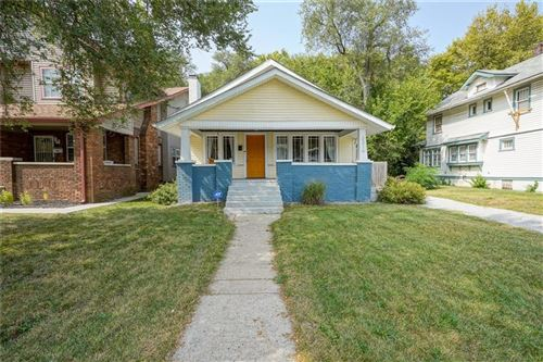 Photo of 3316 North College Avenue, Indianapolis, IN 46205 (MLS # 21739763)