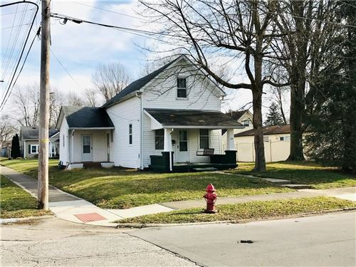 Photo of 327 North Noble Street, Greenfield, IN 46140 (MLS # 21760763)