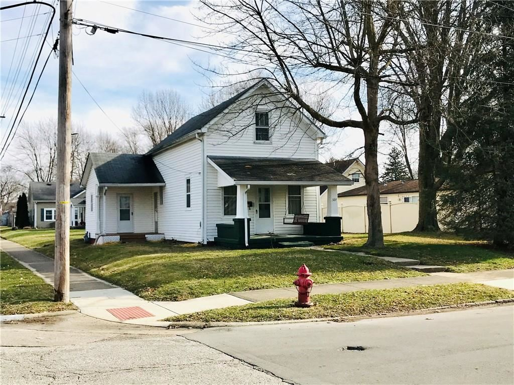 327 North Noble Street, Greenfield, IN 46140 - #: 21760763