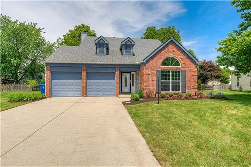 Photo of 11460 Wilmington Circle, Fishers, IN 46038 (MLS # 21715764)