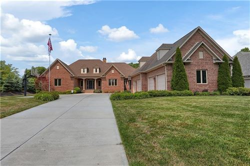 Photo of 280 Bentley Drive, Zionsville, IN 46077 (MLS # 21723764)