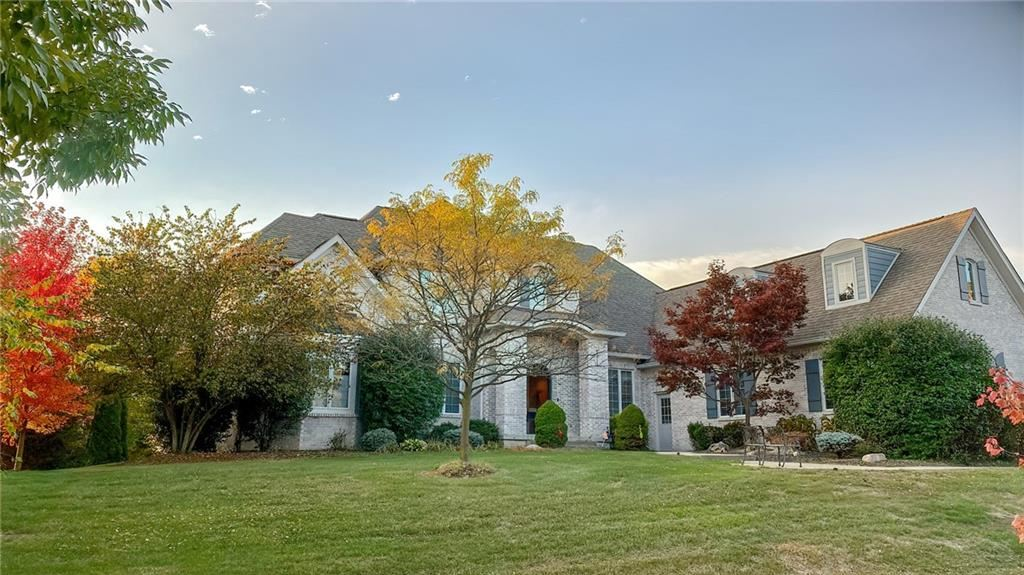 16148 Brookhollow Drive, Noblesville, IN 46062 - #: 21676764