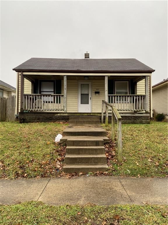1127 East 27th Street, Anderson, IN 46016 - #: 21769764