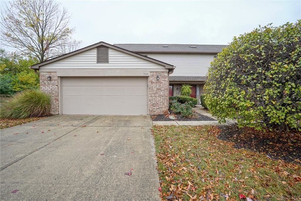9106 Backwater Drive, Indianapolis, IN 46250 - #: 21746765