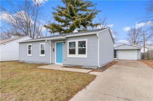 Photo of 8234 East Gilmore Road, Indianapolis, IN 46219 (MLS # 21692767)