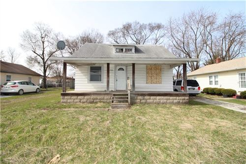 Photo of 346 South Roena Street, Indianapolis, IN 46241 (MLS # 21700767)
