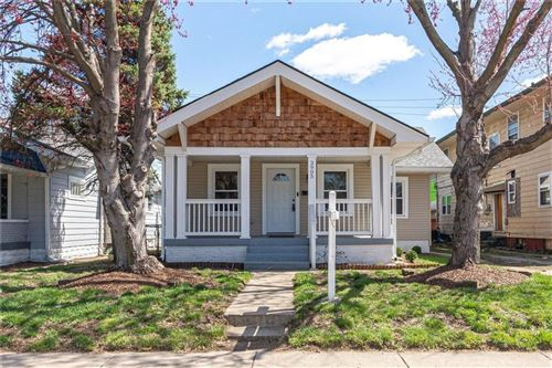 Photo of 3905 North KENWOOD Avenue, Indianapolis, IN 46208 (MLS # 21701767)