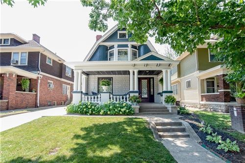 Photo of 1305 Woodlawn Avenue, Indianapolis, IN 46203 (MLS # 21731767)
