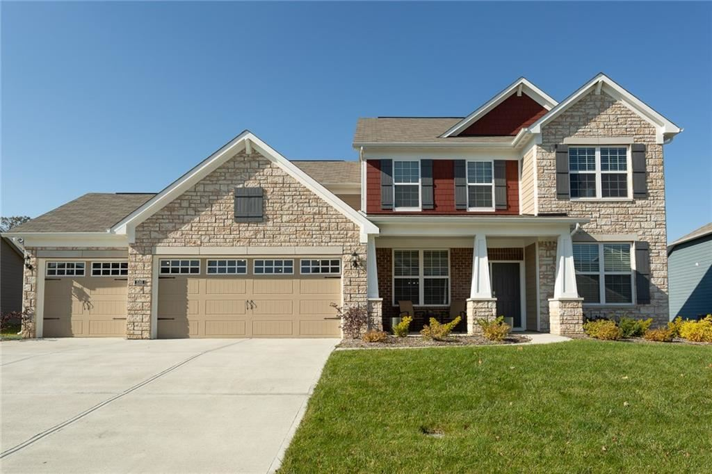 15365 Eastpark W Circle, Fishers, IN 46037 - #: 21678768