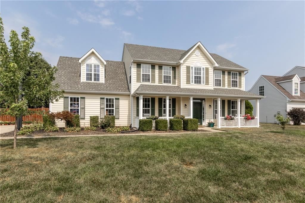 6844 Russet Drive, Plainfield, IN 46168 - #: 21738768