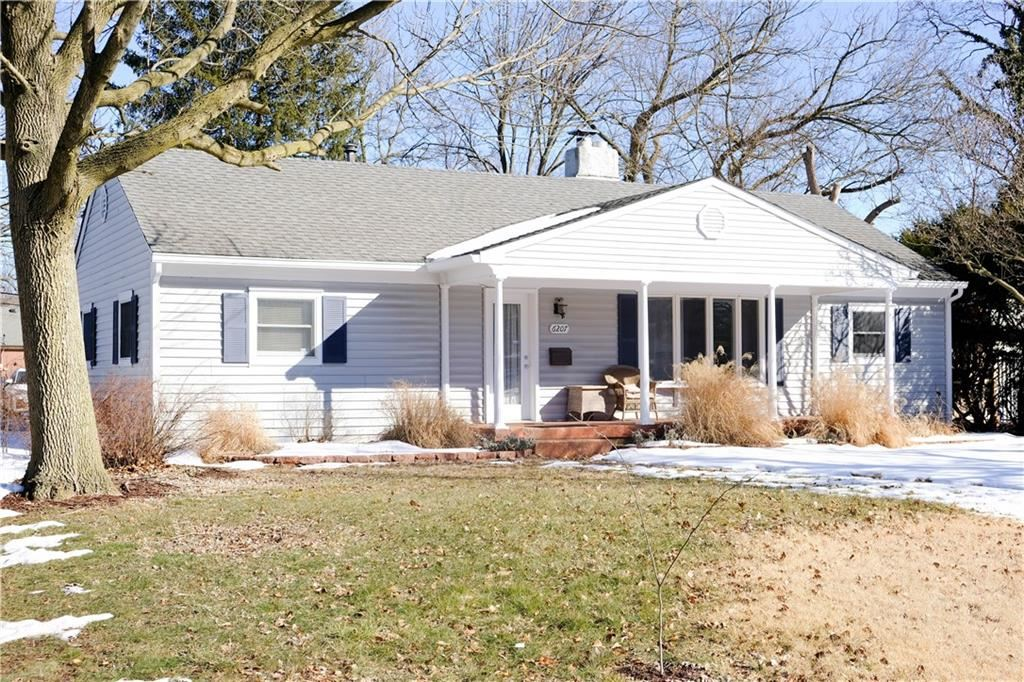 6207 North Meridian Street, Indianapolis, IN 46260 - #: 21768769