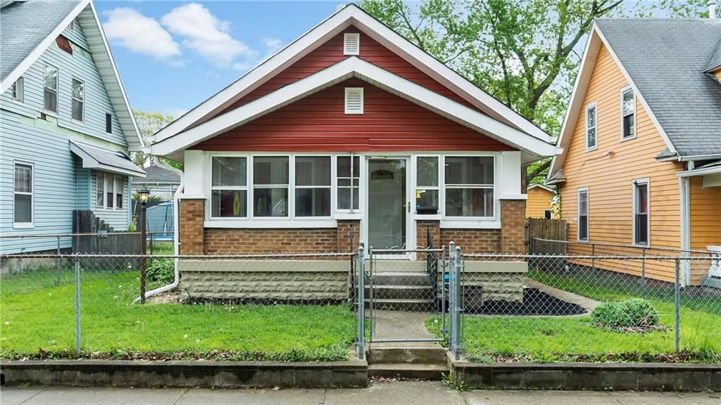 109 North Linwood Avenue, Indianapolis, IN 46201 - #: 21708770