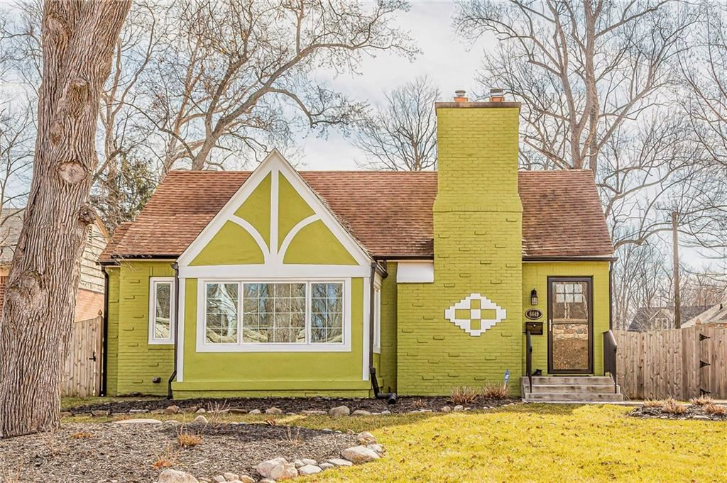 6449 RIVERVIEW Drive, Indianapolis, IN 46220 - #: 21760770